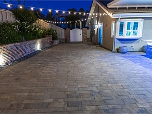 Paverstone Patio 008