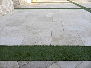 Travertine Paverstone Patio 010